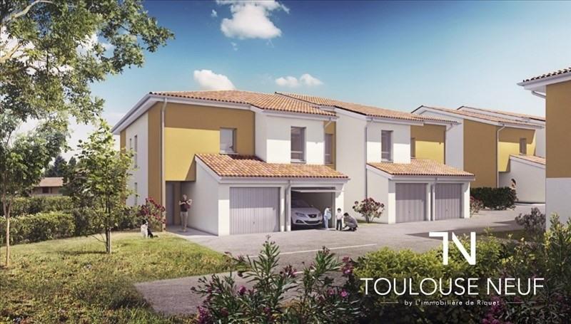 Vente maison / villa Beauzelle 277900€ - Photo 1