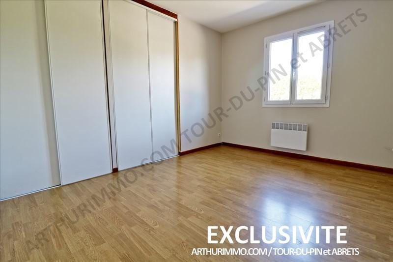 Sale house / villa La tour du pin 242000€ - Picture 6