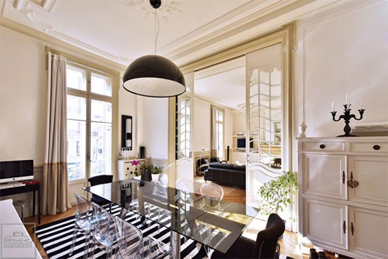 Vente de prestige appartement Lyon 6ème 1450000€ - Photo 5