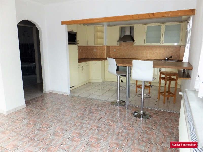 Vente appartement Reichshoffen 114400€ - Photo 2