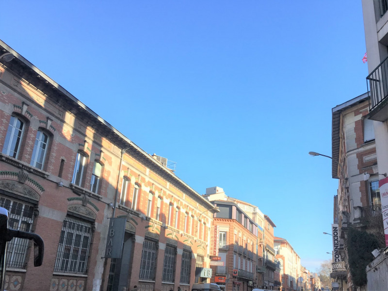 Rental office Toulouse 610€ HC - Picture 2