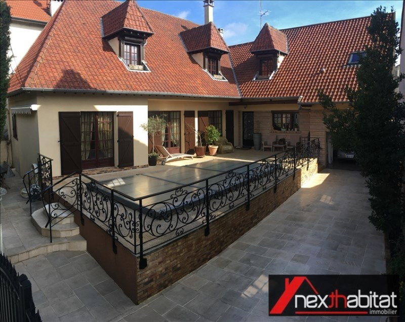 Vente de prestige maison / villa Les pavillons sous bois 580000€ - Photo 1