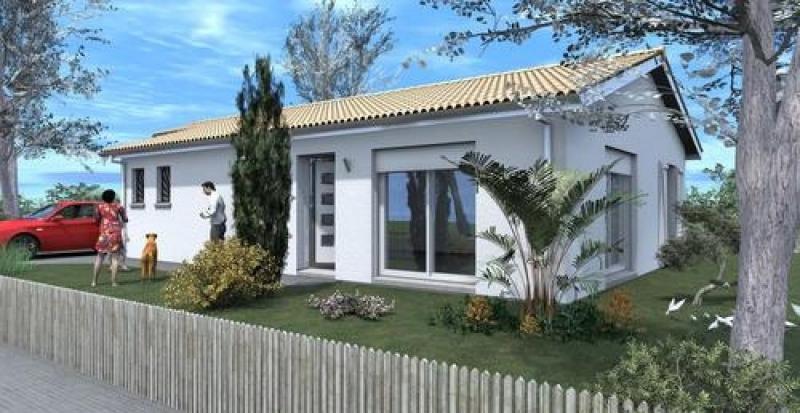 Maison  4 pièces + Terrain 808 m² Cénac par TANAIS HABITAT
