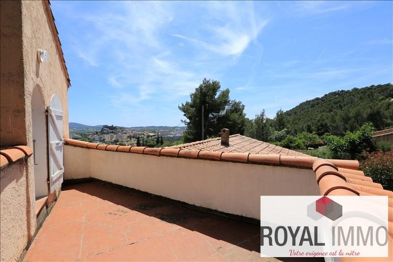 Vente de prestige maison / villa La garde 560000€ - Photo 5