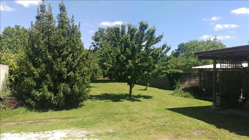 Sale site Chauray 84 000€ - Picture 1