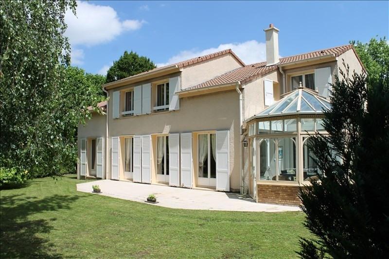 Revenda residencial de prestígio casa Louveciennes 1227000€ - Fotografia 9