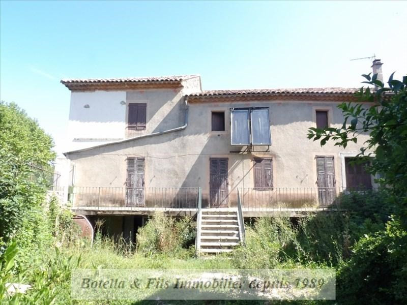 Verkoop  huis Salavas 183000€ - Foto 1