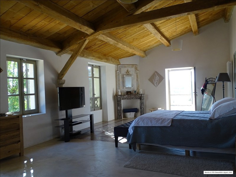 Deluxe sale house / villa Uzes 2 195 000€ - Picture 10