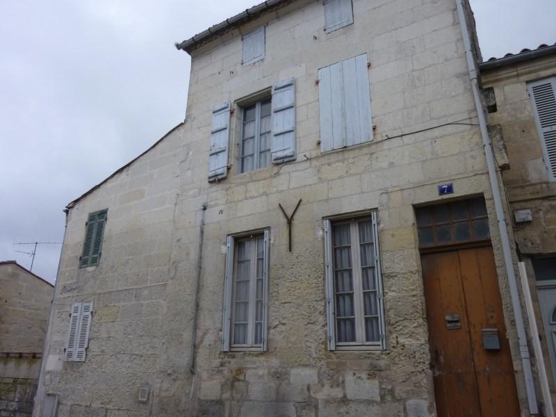 Sale building Saintes 102000€ - Picture 1