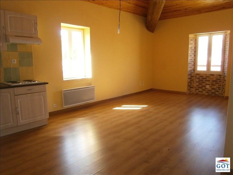 Rental apartment St laurent de la salanque 480€ CC - Picture 1