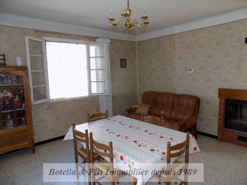 Vendita casa Barjac 205000€ - Fotografia 3