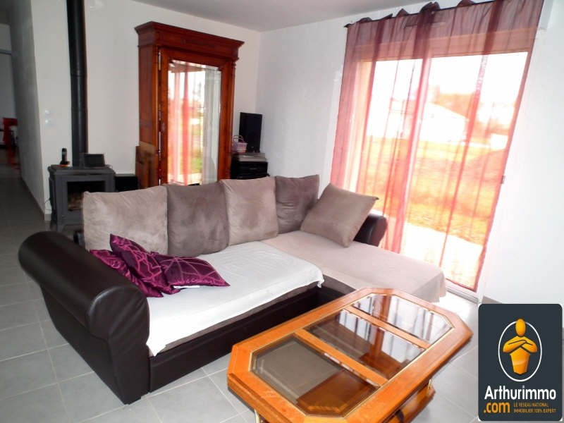 Vente maison / villa Aujac 127800€ - Photo 4
