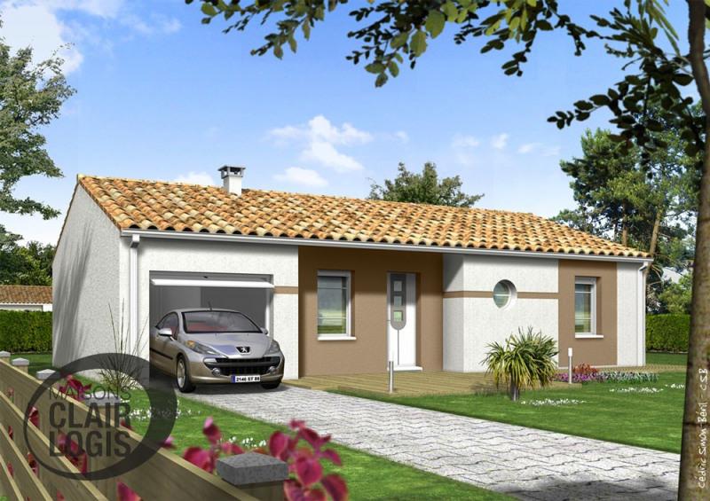 Maison  6 pièces + Terrain 600 m² Bressols par MAISONS CLAIR LOGIS MONTAUBAN