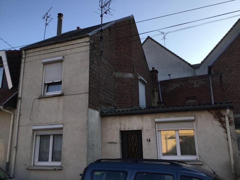 Vente maison / villa Arras 93 000€ - Photo 1
