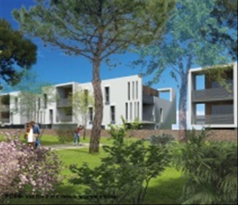 Sale apartment Montpellier 109 000€ - Picture 1