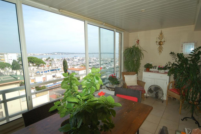 Vente appartement Golfe-juan 450 000€ - Photo 2