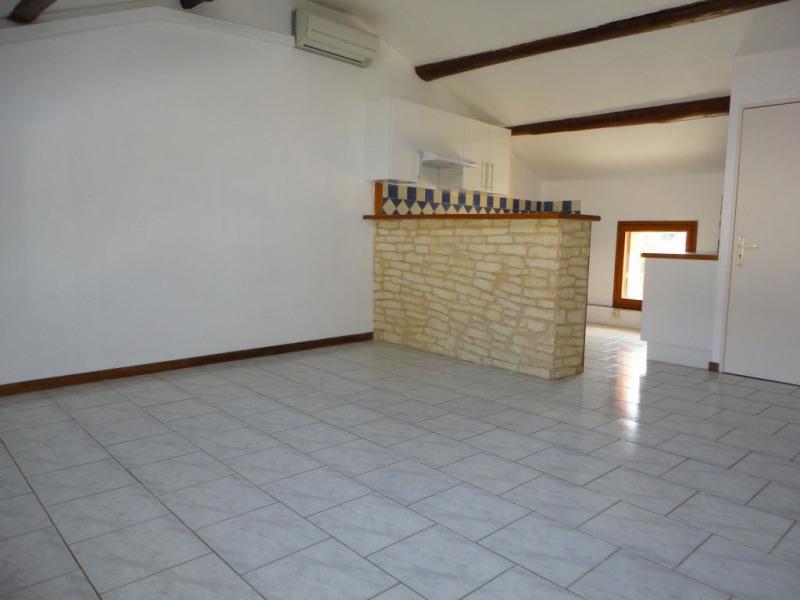 Rental apartment Althen des paluds 560€ CC - Picture 2