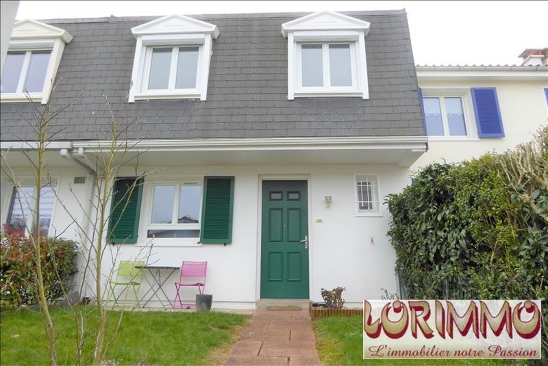 Sale house / villa Mennecy 273000€ - Picture 1