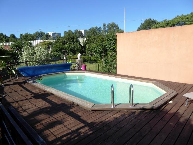 Sale house / villa Villeurbanne 522000€ - Picture 1
