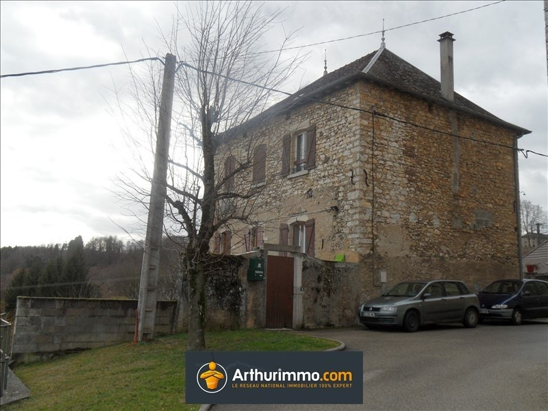 Investment property building Morestel 165000€ - Picture 3