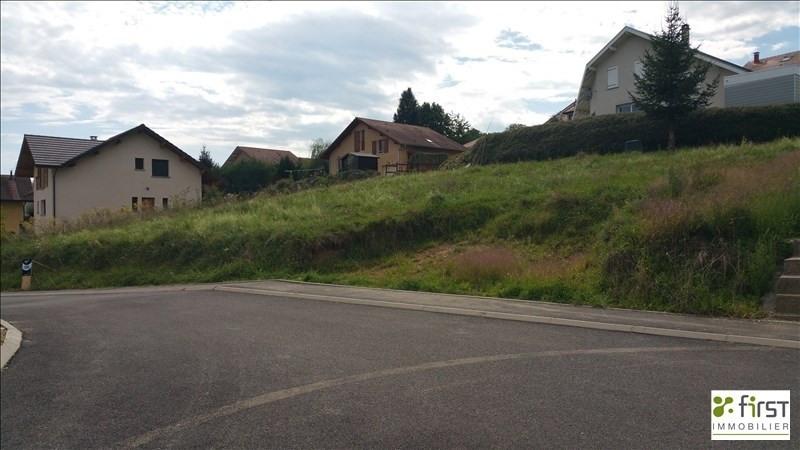Venta  terreno Albens 170000€ - Fotografía 3