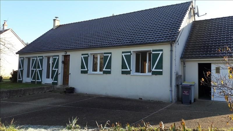 Vente maison / villa Busloup 135070€ - Photo 1