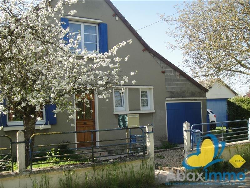 Sale house / villa Jort 140800€ - Picture 1