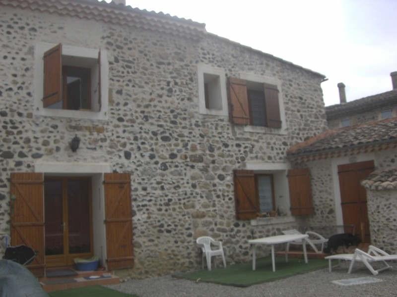 Location maison / villa St julien en st alban 680€ CC - Photo 2
