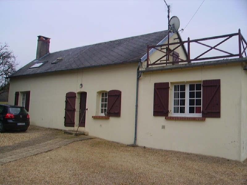 Sale house / villa Ivoy le pre 182000€ - Picture 1