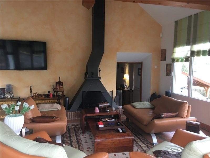 Vente maison / villa Montigny aux amognes 350000€ - Photo 2