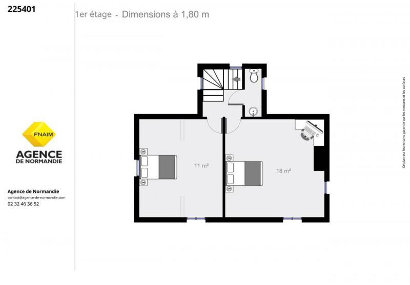 Vente maison / villa Montreuil-l'argille 225000€ - Photo 8