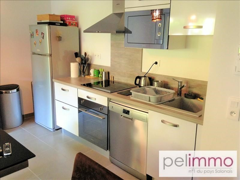 Investment property apartment St chamas 148000€ - Picture 2