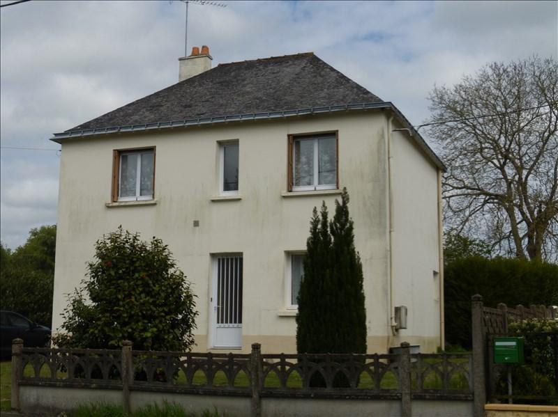 Vente maison / villa Campbon 128400€ - Photo 1