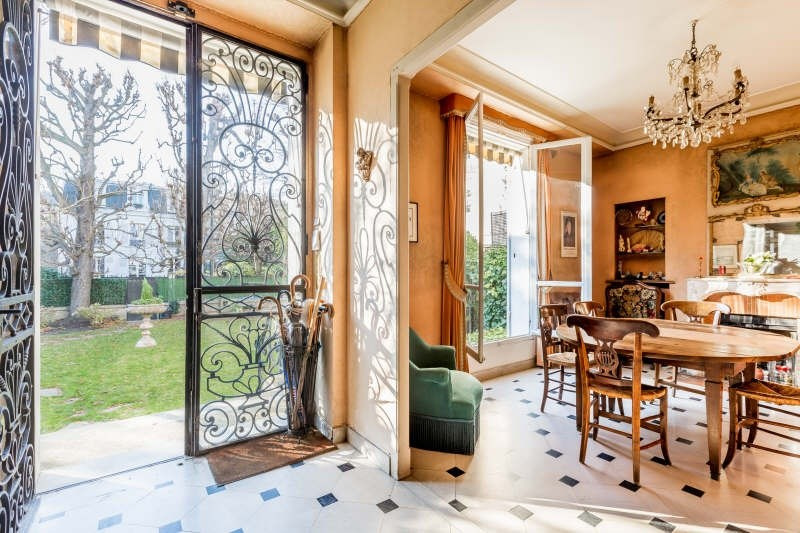 Vente de prestige maison / villa Neuilly sur seine 3450000€ - Photo 5