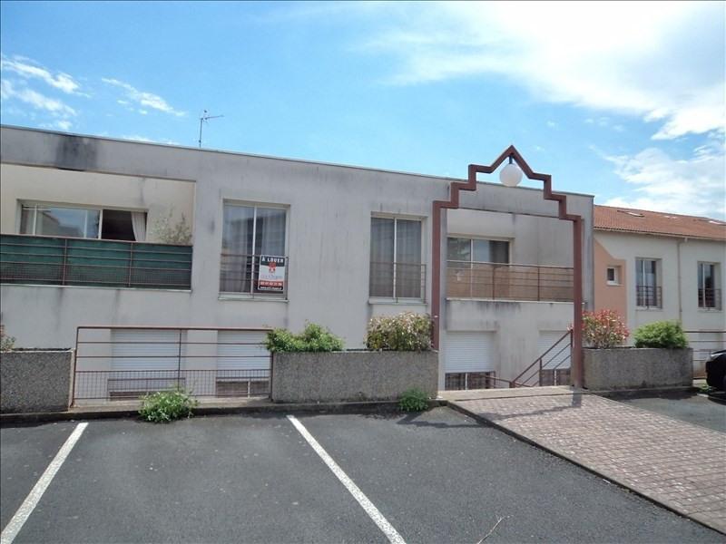 Location appartement Cholet 400€cc - Photo 2