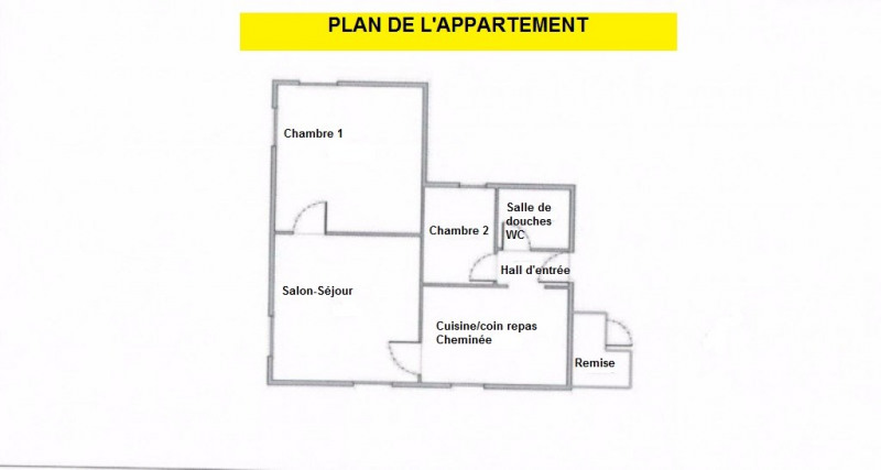 Vente appartement Coti-chiavari 135 000€ - Photo 23