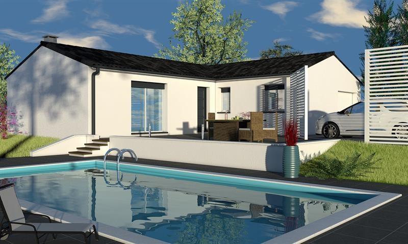 Maison  4 pièces + Terrain 716 m² Bourg-Saint-Bernard par LES BASTIDES LAURAGAISES
