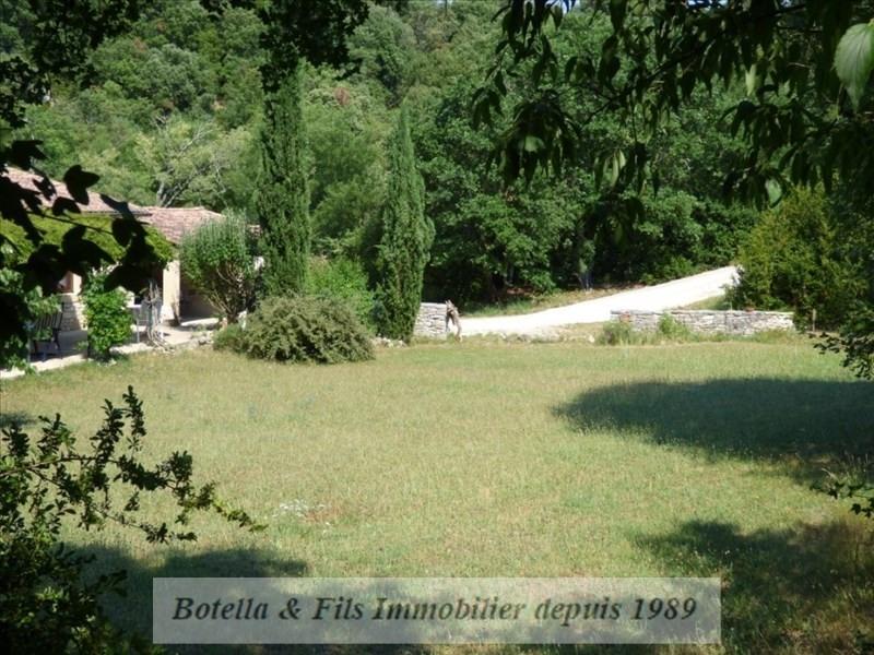 Vente maison / villa Barjac 270000€ - Photo 2