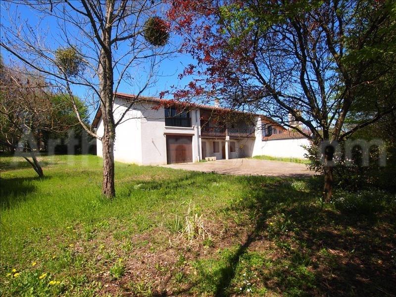 Vente maison / villa Bressolles 316300€ - Photo 1