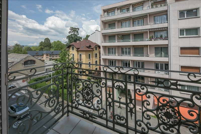 Deluxe sale apartment Annecy 665000€ - Picture 1