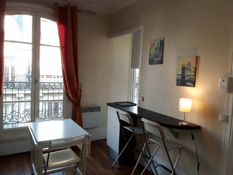 Rental apartment Paris 14ème 1 255€ CC - Picture 1