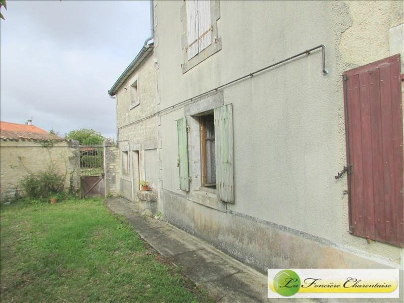 Vente maison / villa Aigre 168 000€ - Photo 14