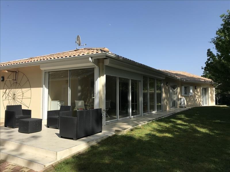 Vente de prestige maison / villa Aureilhan 520000€ - Photo 1