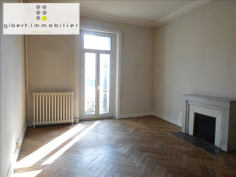 Rental apartment Le puy en velay 566,79€ CC - Picture 2
