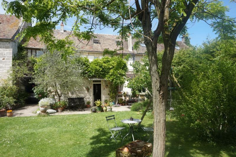 Vente maison / villa Hadancourt le haut clocher 315000€ - Photo 7