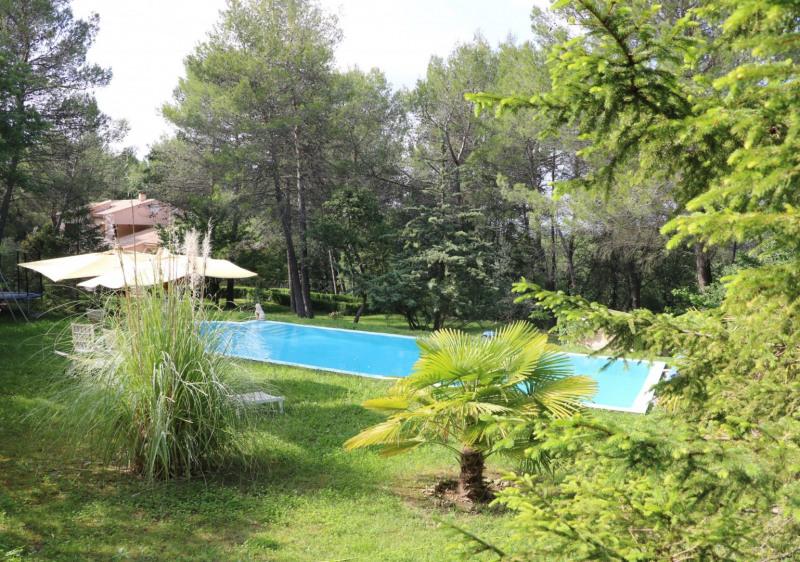Deluxe sale house / villa Le puy-sainte-réparade 745000€ - Picture 2