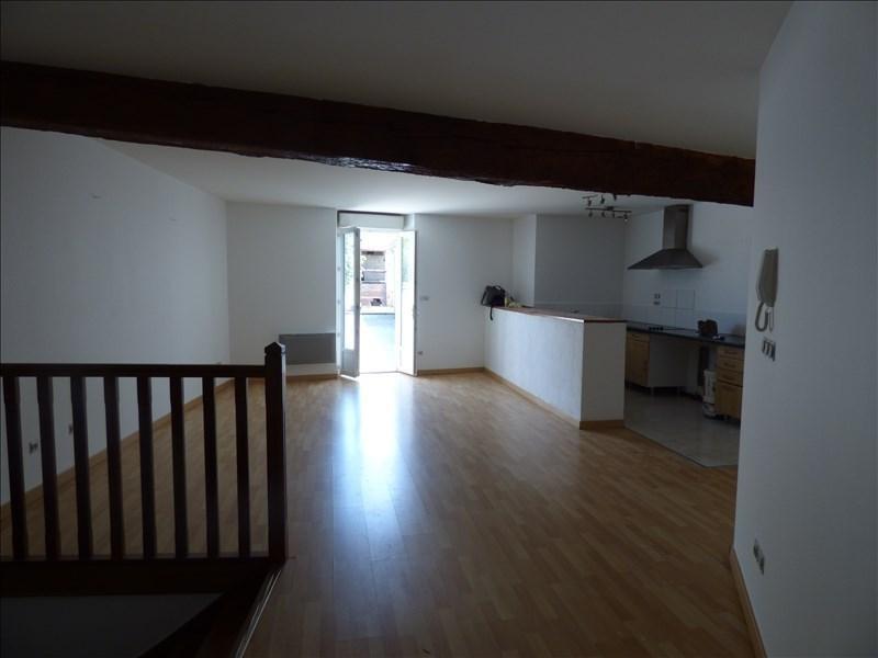 Rental apartment Mazamet 595€ CC - Picture 4
