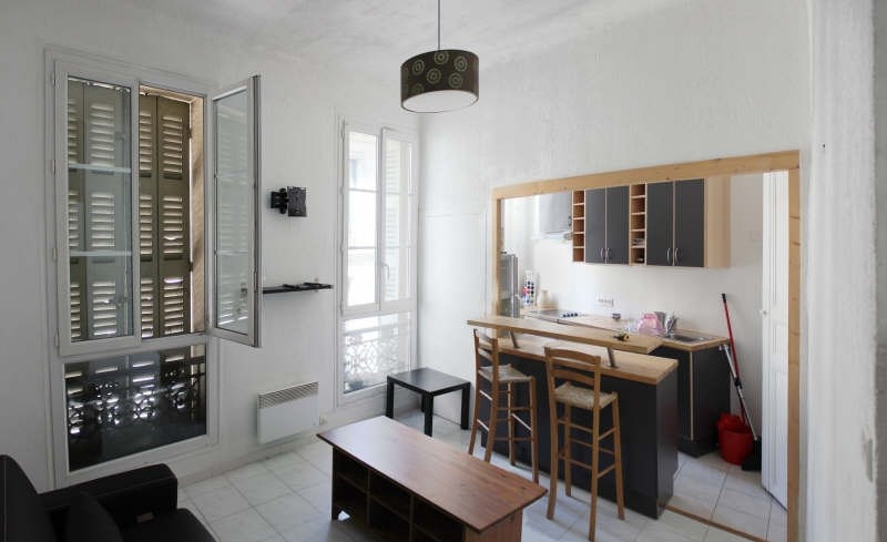 Location appartement Marseille 6ème 500€ CC - Photo 1