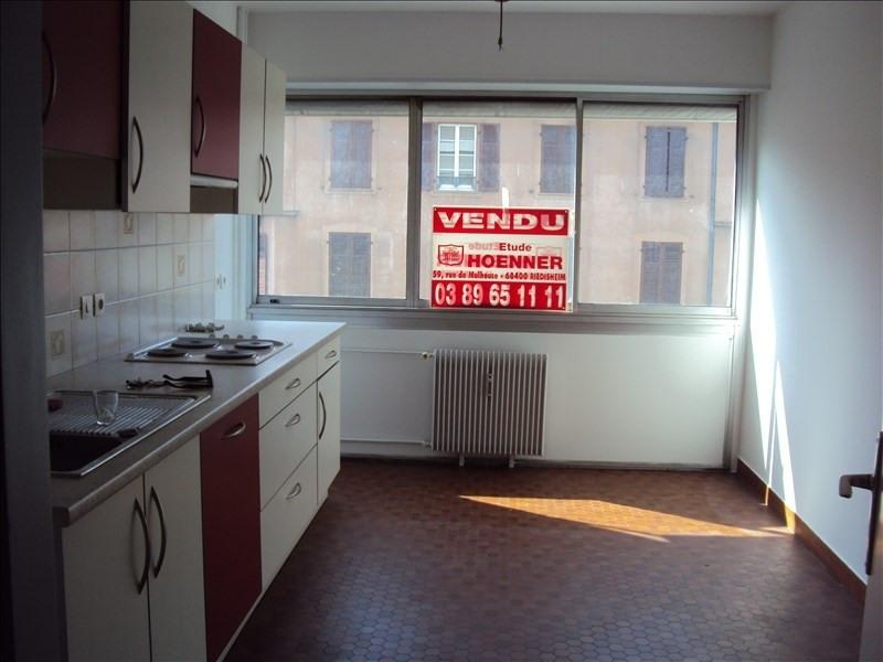 Vente appartement Mulhouse 155000€ - Photo 4
