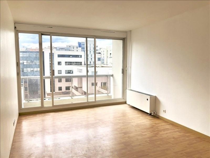 Rental apartment Courbevoie 890€ CC - Picture 2
